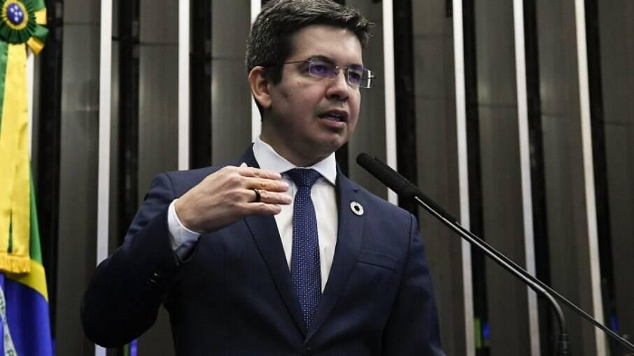 Senador Randolfe Rodrigues (Rede-AP), líder da oposição na Casa
