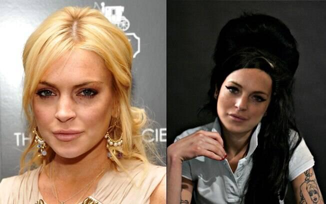 Lindsay Lohan não seria perfeita para o papel?