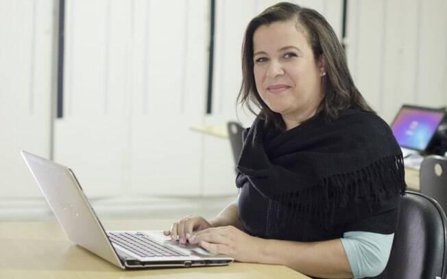 Ana Fontes, fundadora da Rede Mulher Empreendedora