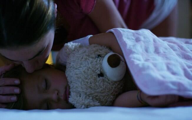 Dilemas da mãe de primeira viagem: colocar o filho para dormir é uma tarefa que pode ser árdua para muitos pais e exige paciência