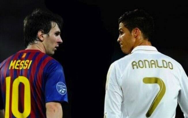 Lionel Messi e Cristiano Ronaldo: gols importantes definem disputa entre os craques