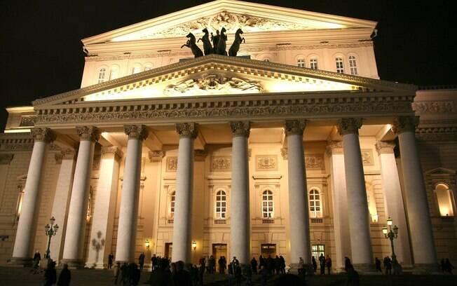 Até quem não é fã de dança deve visitar o Teatro Bolshoi
