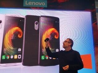 Lenovo, marca que é dona da Motorola, lançou no Brasil o Vibe A7010 ainda em 2015