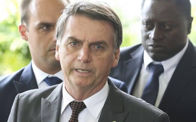 Jair Bolsonaro anunciou nomes de futuros ministros ontem; ele disse ainda que, para a Educação, segue estudando nomes