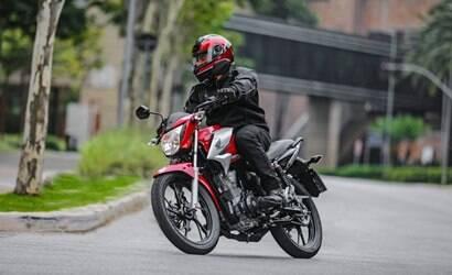 Veja as 5 motos mais roubadas dos últimos seis meses
