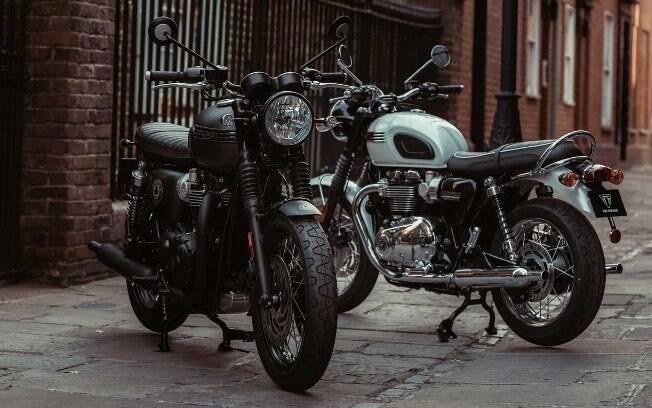 Triumph Bonneville T120 Ace: Edição limitada, além da exclusividade, traz o espírito dos áureos tempos do motociclismo