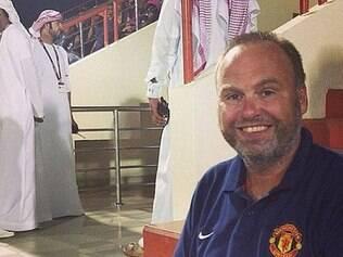 Aakjaer vivia em Copenhague, capital da Dinamarca, e trabalhava para o Manchester United desde 2011.