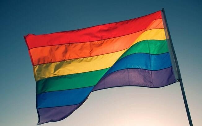 Bandeira do orgulho LGBT