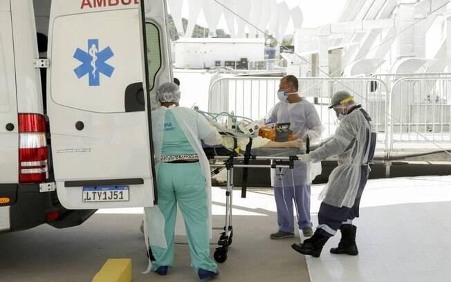 Ministério da Saúde indica que Brasil tem 978.142 infectados pela Covid-19