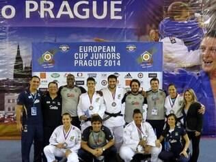 Somente no segundo dia de competições, no último domingo, o Brasil faturou cinco medalhas