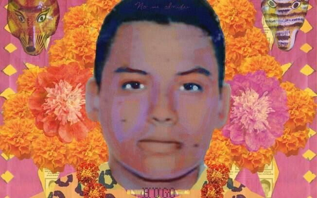 Restos de mexicano encontrados
