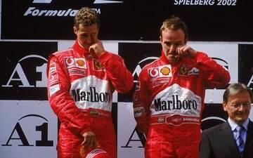 """Era Rubens Barrichello"" foi marcada por grandes mudanças na Fórmula 1"