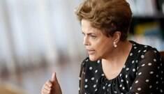 Dilma vive horas decisivas entre o abatimento e o alívio