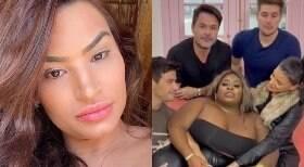 Jojo Todynho dá apoio a Raissa Barbosa após diagnóstico