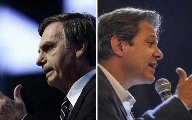Bolsonaro tem maioria com mulheres e negros, aponta pesquisa Ibope