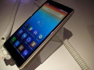 Vibe Z é smartphone mais poderoso da Lenovo