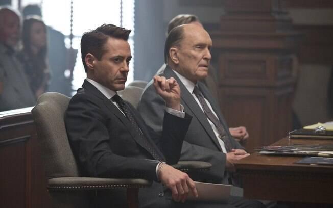 Imagem do filme 'O Juiz' (2014). Foto: Divulgação