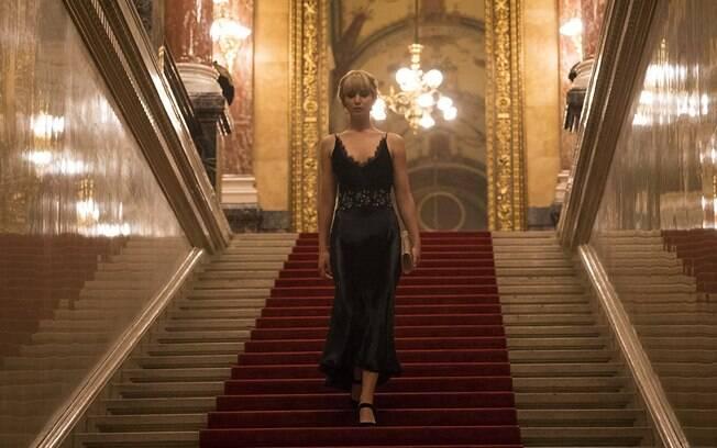 Jennifer Lawrence brilha como a espiã dúbia de Operação Red Sparrow