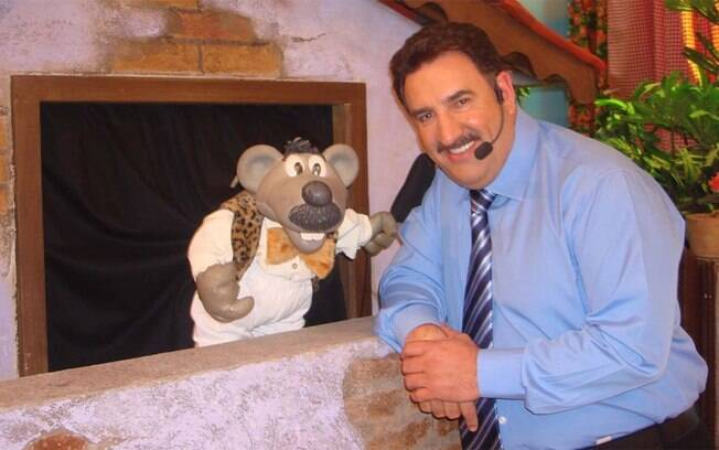 Ratinho revela que tem medo de ser despedido e fala de negócios fora da televisão