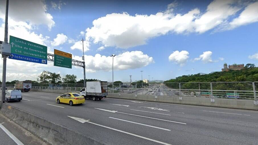 Linha Amarela liga a zona oeste com a zona norte do Rio