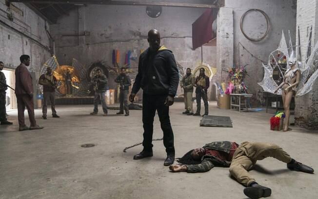Netflix divulga novas imagens e vídeo da segunda temporada de Luke Cage, série da Marvel.
