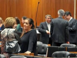Reunião do dia 28/10 na Assembleia Legislativa de Minas Gerais durou 1h20min