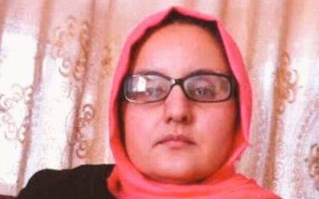 Denúncia foi feita pelo próprio pai da afegã Khatera