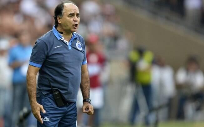 Marcelo Oliveira admite que a derrota na primeira partida para o  Atlético-MG por 3 cfc97b538749d