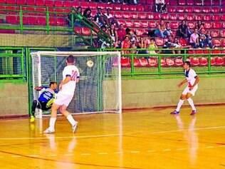 Copa de Futsal.    Torneio esse ano tem a novidade da Segunda Divisão