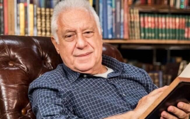 Antonio Fagundes fala das demissões na Globo