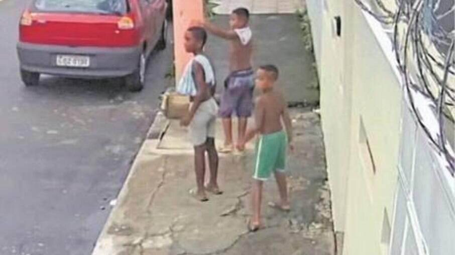 Meninos desaparecidos de Belford Roxo