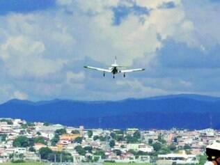 Em Belo Horizonte, os voos afetados serão os da Pampulha