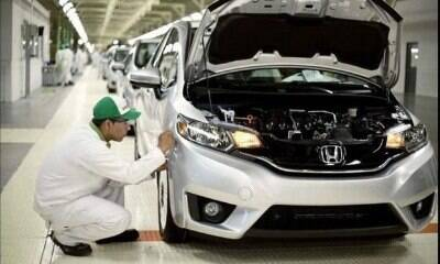 Honda prorroga prazo de parada na produção