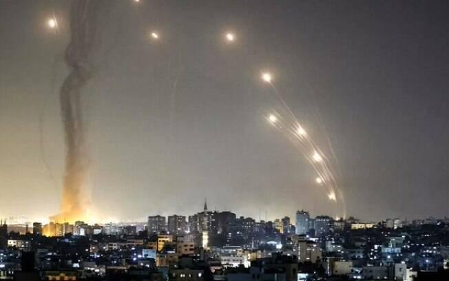Israel e Hamas concordam em cessar-fogo na Faixa de Gaza