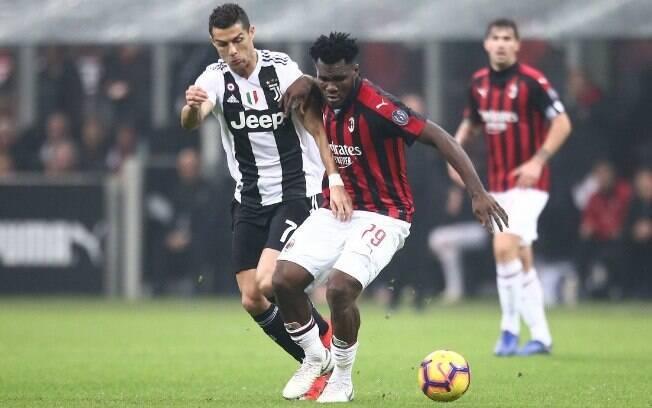 Juventus e Milan disputarão Supercopa da Itália na Arábia Saudita
