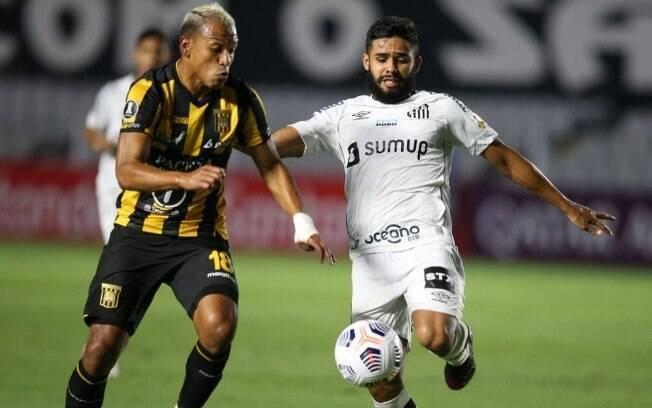 Santos visita o The Strongest na Libertadores