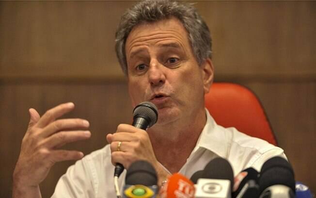 Landim é duramente criticado por Mauro Cezar