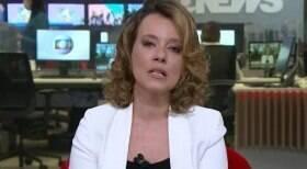 Jornalista chora ao vivo após reportagem sobre fome