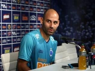 Zagueiro jogou pela última vez antes da parada para a Copa do Mundo, contra o Flamengo, na oitava rodada do Brasileiro
