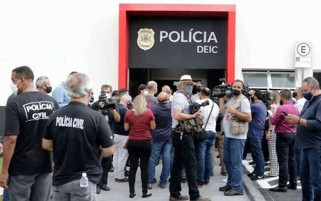 Governo de So Paulo inaugura Deic em Campinas