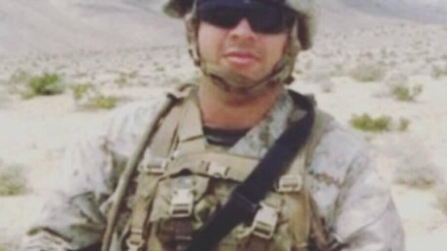 Alexandre Danielli lutou contra o Talibã no Afeganistão