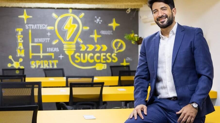 Claudio Castro é um dos idealizadores do Brasil Diplomado e vice-presidente de Inovação do Instituto Êxito de Empreendedorismo