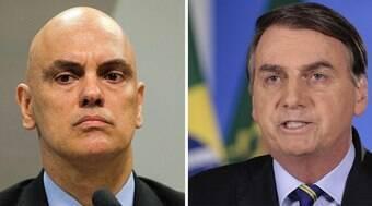 Moraes será relator em ação de Bolsonaro contra a CPI da Covid