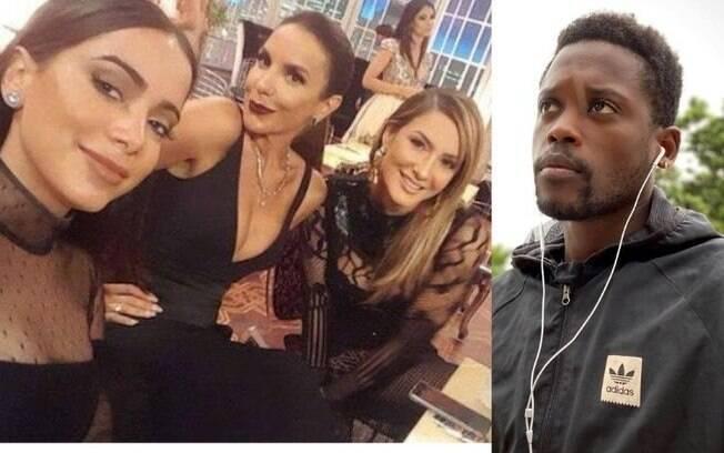 Anitta, Ivete Sangalo, Claudia Leitte e Maicon Rodrigues