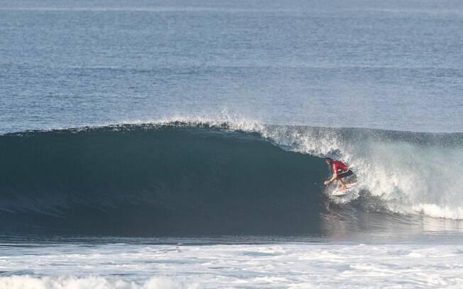 Adriano de Souza, campeão mundial de surfe em 2015
