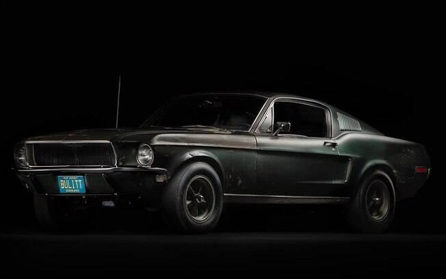 O Ford Mustang Bullitt 1968 sobreviveu durante todo esse tempo sem qualquer restauração
