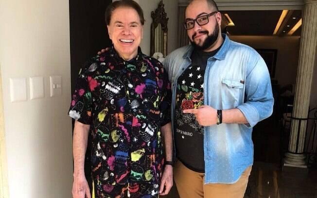 Tiago Abravanel troca Globo por SBT após pedido de Silvio Santos