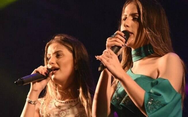 A dupla sertaneja Julia e Rafaela