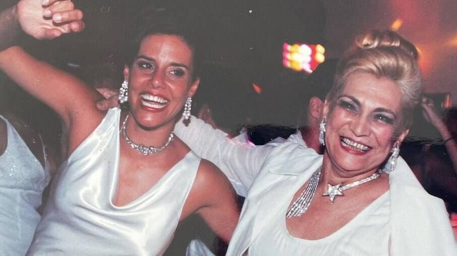 Narcisa e Hebe Camargo
