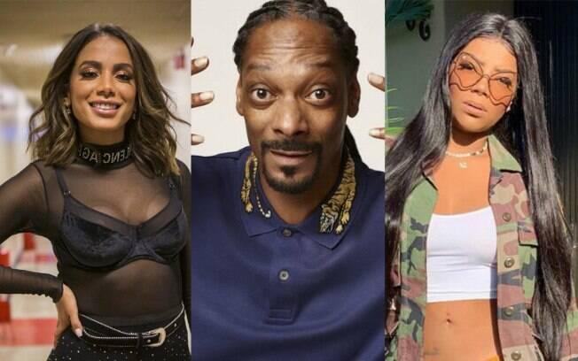 Snoop Dogg%2C Anitta e Ludmilla